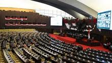 DPR Gelar Paripurna Sahkan Perppu Pilkada Jadi UU Hari Ini