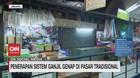 VIDEO: Penerapan Sistem Ganjil Genap di Pasar Tradisional