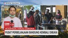 VIDEO: Pusat Perbelanjaan Bandung Kembali Dibuka