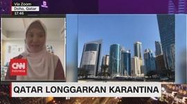 VIDEO: Qatar Longgarkan Karantina
