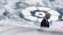 Bau Kematian Zidane di Periode Kedua Real Madrid