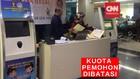 VIDEO: Kantor Imigrasi Kembali Buka, Kuota Pemohon Dibatasi