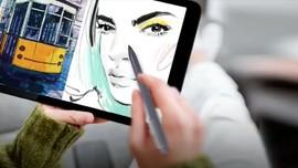 Tablet Sketsa Premium Advan Miliki Stylus dan Layar 10 Inci