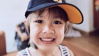 Bjorka kini berusia 4 tahun, makin besar makin ganteng ya, Bunda? (Foto: Instagram @sabaidieter)
