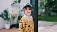 Awal Ringgo Agus memberitahu publik soal nama anak, tak jarang netizen menilai nama Bjorka begitu unik. Namun, rupanya Ringgo terinspirasi dari nama Bjork, penyanyi asal Islandia. (Foto: Instagram @sabaidieter)