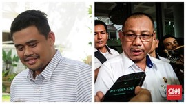 Rival Mantu Jokowi Tak Hadiri Sidang Sengketa Pilkada Medan