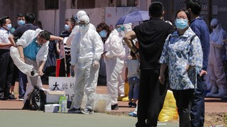 Cara China Cegah Ancaman Gelombang II Pandemi Corona