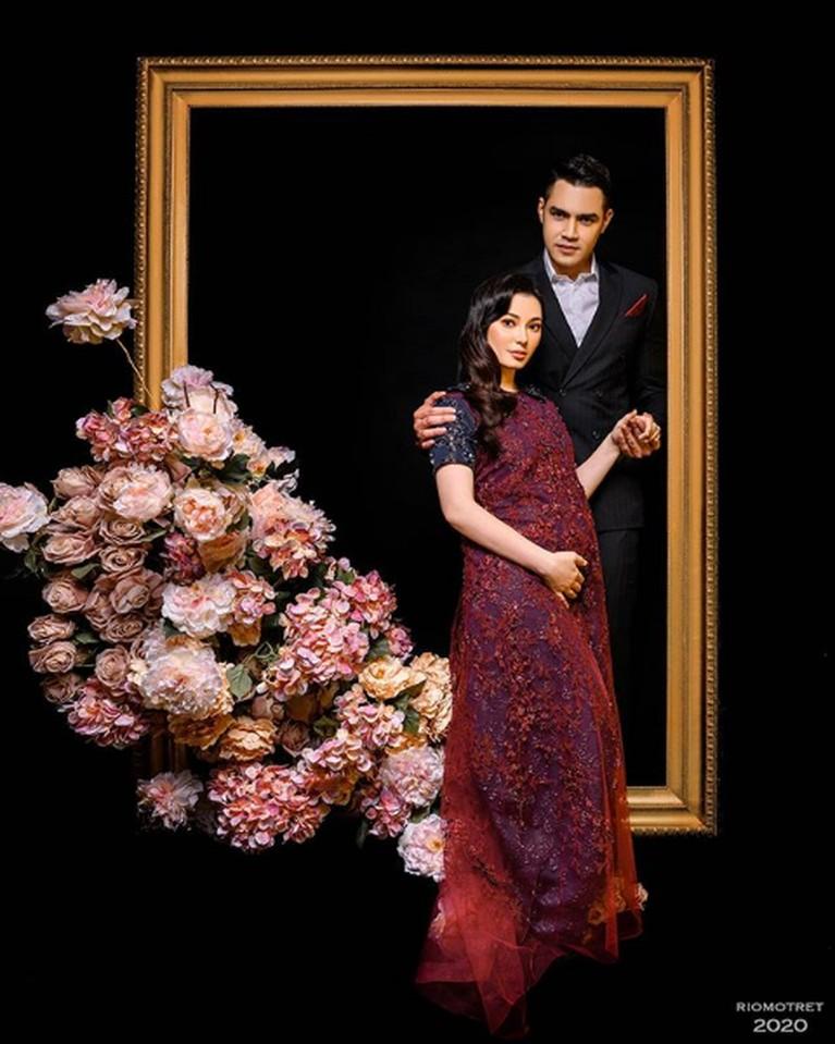 Foto Kehamilan Asmirandah.