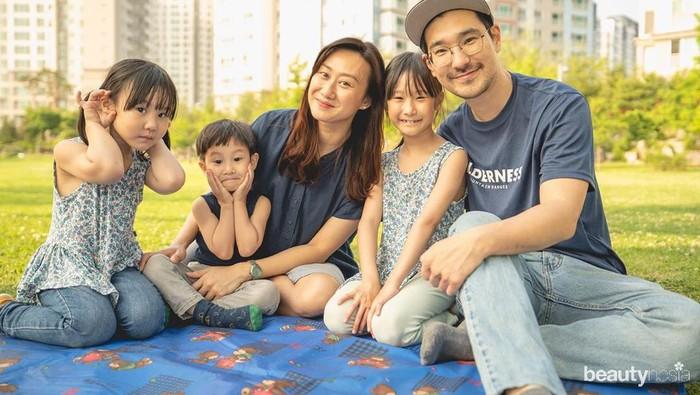 Kimbab Family, Keluarga Youtuber Indonesia-Korea yang Selalu Kompak