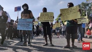 Kronologi Pembubaran Paksa Demo Tolak Otsus Mahasiswa Papua