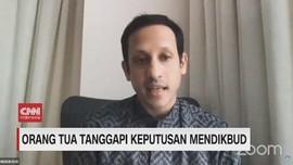 VIDEO: Orang Tua Tanggapi Keputusan Mendikbud