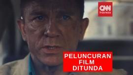 VIDEO: Peluncuran Film James Bond, No Time To Die Ditunda