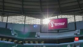 VIDEO: Melihat Stadion Canggih Qatar untuk Piala Dunia 2022