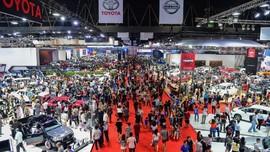 Bangkok Motor Show Digelar Juli Saat Pandemi