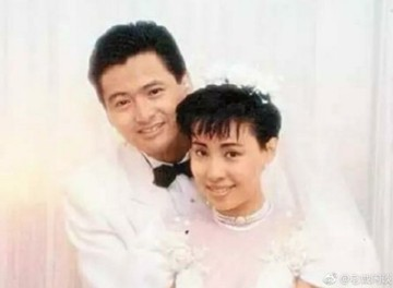 7 Potret Mesra Chow Yun Fat Dan Istri Jadi Pasangan Favorit Netizen Hong Kong Foto 1