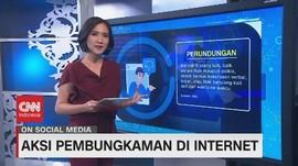 VIDEO: Aksi Pembungkaman di Internet