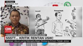 VIDEO: Ssstt ... Kritik Rentan Usik