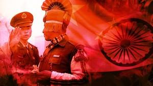 Ketegangan China-India di Perbatasan
