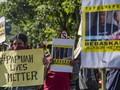 Mahasiswa Unkhair DO Usai Demo Papua Kini Dijerat Pasal Makar