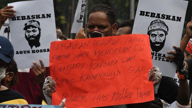 Vonis Pengadilan dan Polemik Label Tapol Papua