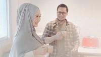 <p>Menikah pada November lalu, kini Dian Pelangi tengah mengandung anak pertamanya dengan Sandy Nasution. (Foto: Instagram @dianpelangi)</p>