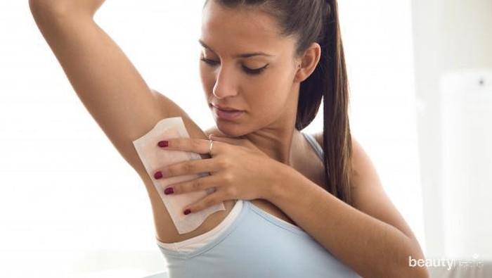 5 Tips Cegah Ketiak Berkeringat Agar Tidak Burket dan Bau