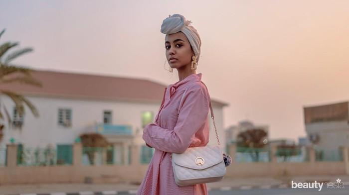 Modis dan Stylish, Intip Inspirasi Style Hijab dengan Anting Ini!