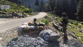 Tentara China-India Kembali Bentrok di Perbatasan Himalaya