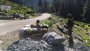 Pasukan India Tangkap Tentara China Nyasar di Zona Sengketa