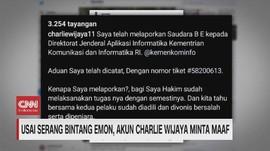 VIDEO: Serang Bintang Emon, Akun Charlie Wijaya Minta Maaf