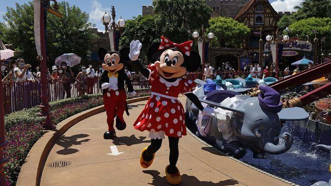 Disney akan menutup setidaknya 60 toko di Amerika Utara. Jumlah ini setara dengan 20 persen dari total toko Disney yang ada di dunia.