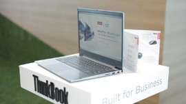 Review Laptop Lenovo ThinkBook 14