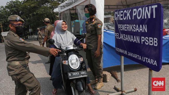 Kadin DKI Jakarta meminta Pemprov DKI Jakarta memperpanjang masa PSBB Transisi guna mengatasi lonjakan covid-19.