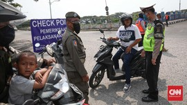 PSBB Transisi di Jakarta Berakhir Hari Ini