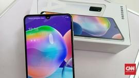 Review Samsung Galaxy A31, Kamera 48 MP Baterai 5.000 mAH