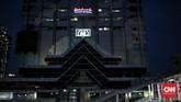 Pusat perbelanjaan Sarinah Merupakan mall dan gedung pencakar langit pertama era Soekarno yang menjadi peninggalan dari pembangunan Jakarta.Kamis (18/6/2020). CNN Indonesia/Andry Novelino