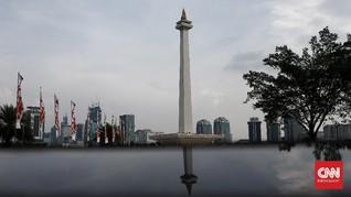 Cuaca Jakarta Diprediksi Cerah Berawan saat Libur Panjang