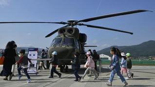 Korsel Berencana Jual Helikopter Buatan Lokal Pertama ke RI