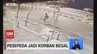 VIDEO: Pesepeda Jadi Korban Begal di Jakarta