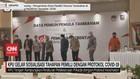 VIDEO: KPU Sosialisasi Tahapan Pemilu Dengan Protokol Corona