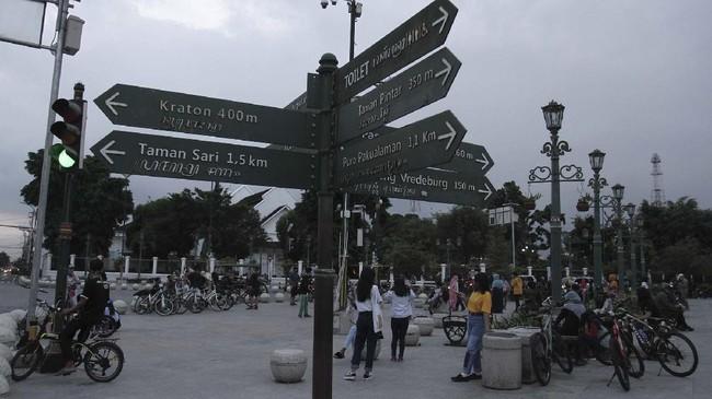 Pemda DIY Tak Wajibkan Wisatawan Lokal Bawa Surat Bebas Covid