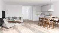 Furnitur untuk ruang makan di rumah minimalis harus dipilih yang memiliki desain simpel dan tidak banyak corak. (Foto: iStock)