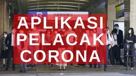 VIDEO: Jepang Luncurkan Aplikasi Pelacak Corona