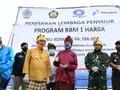 Perdana di 2020, BPH Migas Resmikan BBM 1 Harga di Pulau Maya
