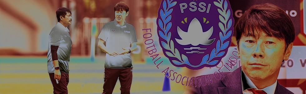 Konflik Shin Tae Yong dengan PSSI