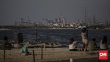 Air Laut Tinggi Disebut Ancaman Besar Jakarta Tenggelam