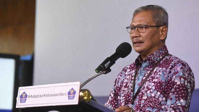 Dirjen P2P Kemenkes Achmad Yurianto mengatakan kelompok usia 0-17 dan di atas 60 tahun akan diberikan menyusul.