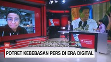 VIDEO: Potret Kebebasan Pers di Era Digital (5/5)