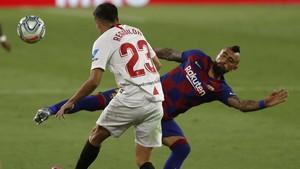 Barcelona Diremehkan, Vidal Peringatkan Munchen
