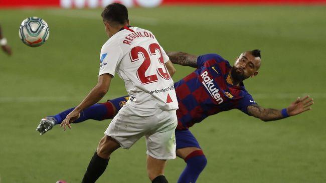 Gelandang Barcelona Arturo Vidal memperingatkan Bayern Munchen jelang pertemuan kedua tim di babak perempat final Liga Champions.